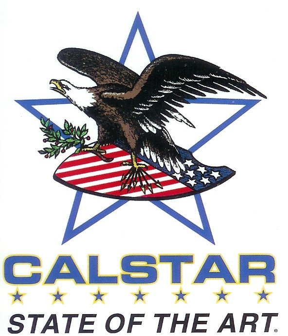 Calstar newlogo for Calstar fishing rods